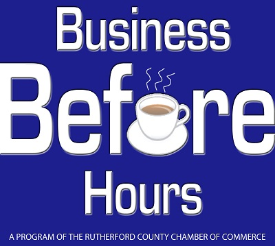 Business BEFORE Hours - Presented by Middle Tennessee Electric Membership Corporation
